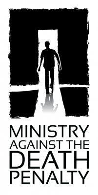 Ministry Against the Death Penalty logo